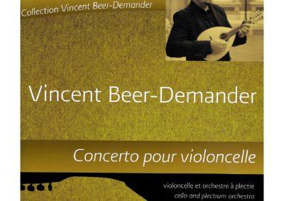 L'ÂME DE FOND – CONCERTO POUR VIOLONCELLE – 1ER MOUVEMENT – VINCENT BEER-DEMANDER