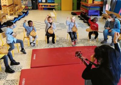 Des orchestres juniors dans les quartiers nords