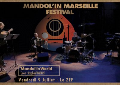 Mandol'in World