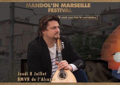 """Concert-conférence : """"Il était une fois la mandoline"""""""